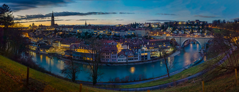 The curves of Bern