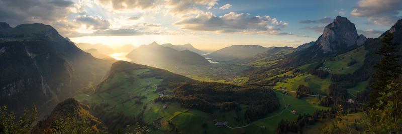 Swiss knife valley