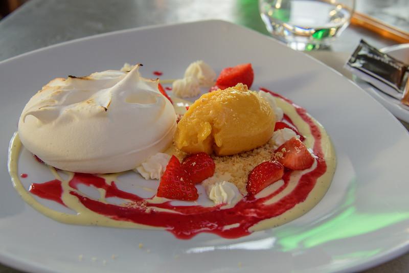 Ginger & Fred Restaurant, Prague