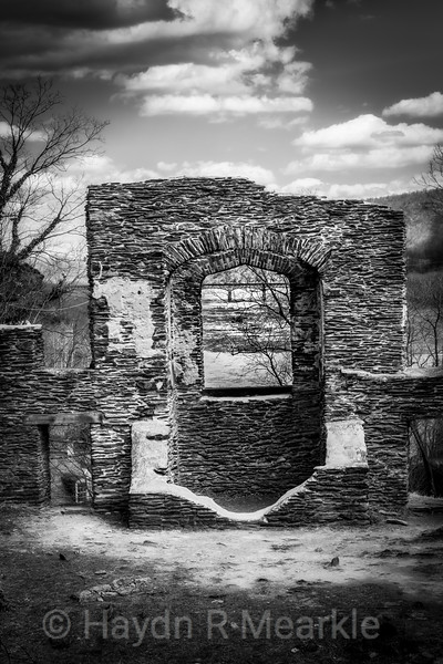 Harper's Ferry Church Ruins