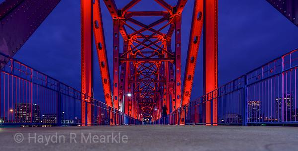 Junction Bridge, Little Rock
