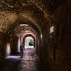 Tunnel Entrance, Nuremberg Castle, Germany