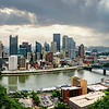 Pittsburgh, View from Mt. Washington