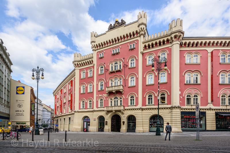 Namesky Republiky, Prague