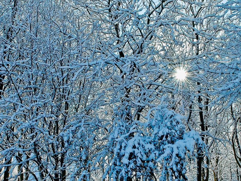 Peak District Snow, UK