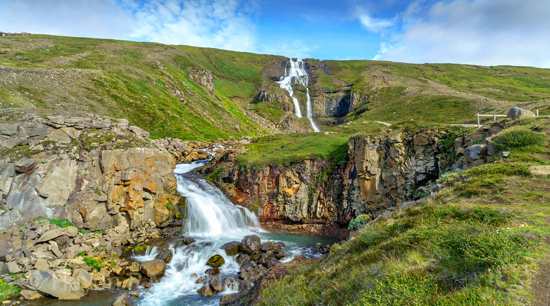 Norway Waterfalls