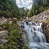Falls near Reflection Lake