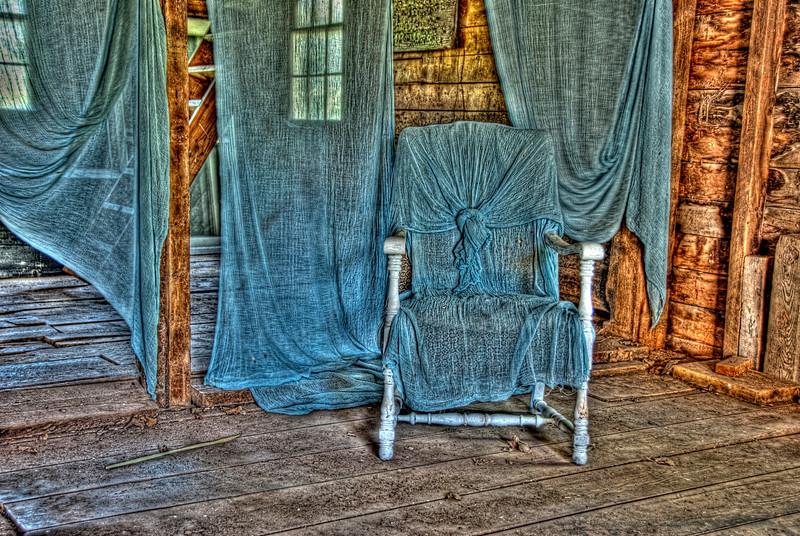 The Forgotten Chair