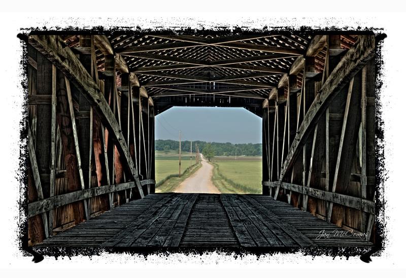 Through McCallister Bridge
