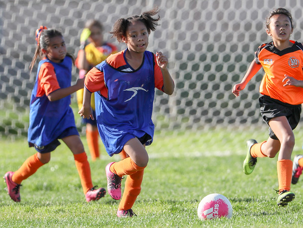 Orange Extreme Soccer