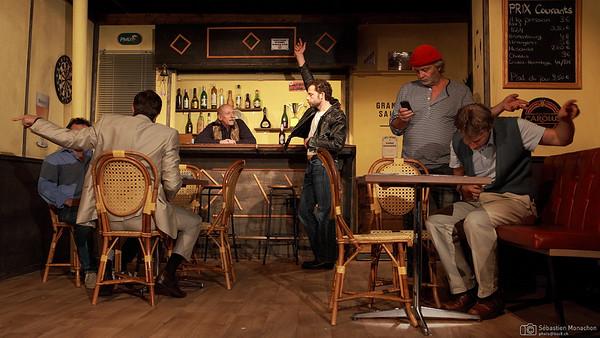 Ladies Night - MeS Steve Riccard - Générale - Théâtre les Trois-Quarts - Vevey - 23 novembre 2015
