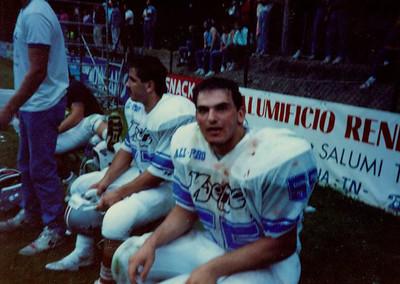 Italy: U.S. National Football Team (1990)