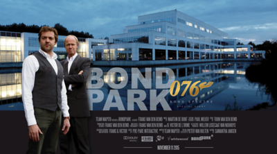 TEAM MAPITO  We Think, We Create, We Deliver.  BondPark filmposter voor een special event 076 Spectre