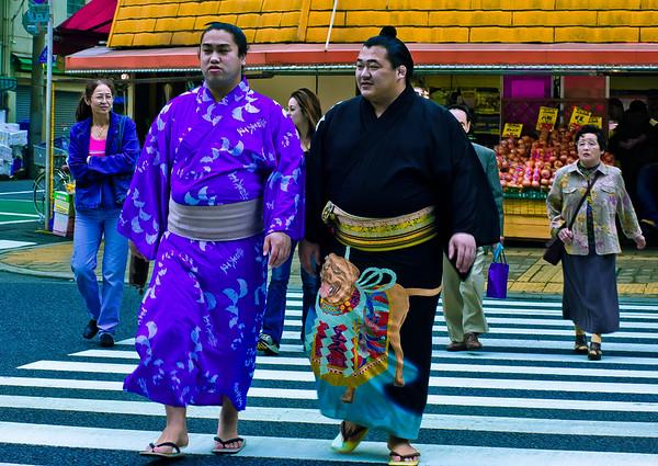 Two Rikishi II