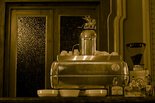 Coffee Totem