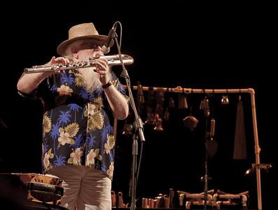 Hermeto on Bass Flute