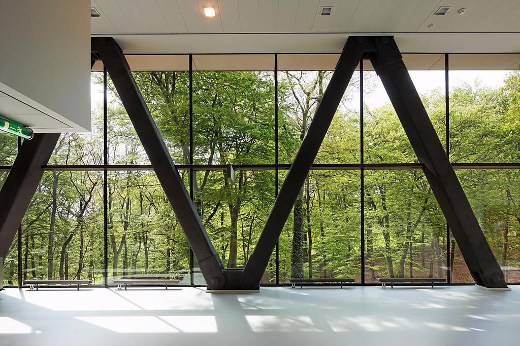 Revalidatiecentrum Groot Klimmendaal in Arnhem van Koen van Velsen (architectenbureau Koen van Velsen) BNA gebouw van het jaar 2010.