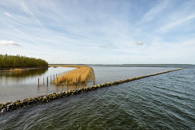 Jaarverslag Rijkswaterstaat 2016 KRW. Natuurherstel. Project Ketelmeer en Zwarte Meer.