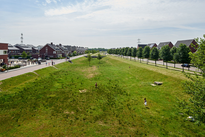 TU Delft studentenhuisvesting. Roos Ros architecten