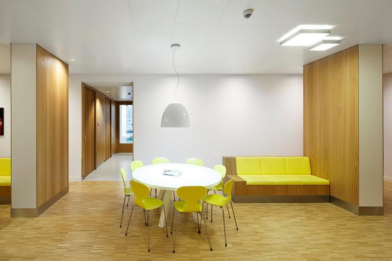 Oogziekenhuis Rotterdam. Eklund Terbeek architecten