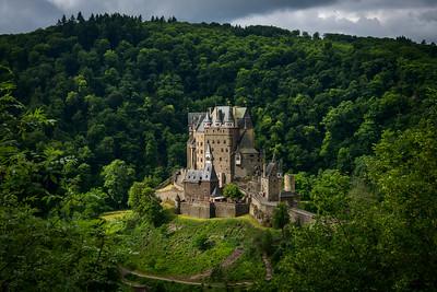 Burg Eltz nahe der Mosel