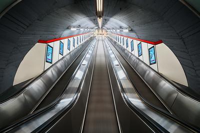 U-Bahn Karlsplatz Wien