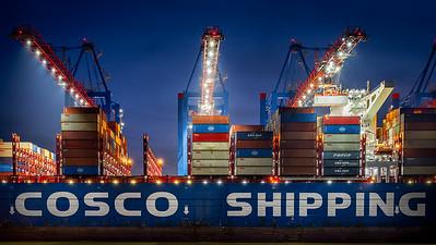 Containershiff