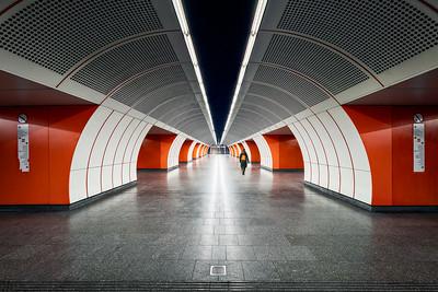 Westbahnhof in Wien