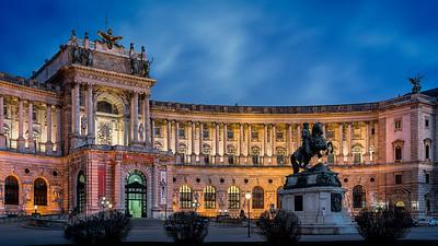 Neue Burg in Wien