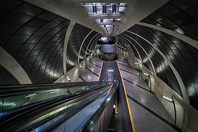 Kölner U-Bahn-Station Heumarkt
