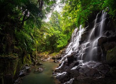 Kanto Lampo Wasserfall