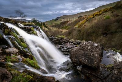 Lounp of Fintry in Schottland