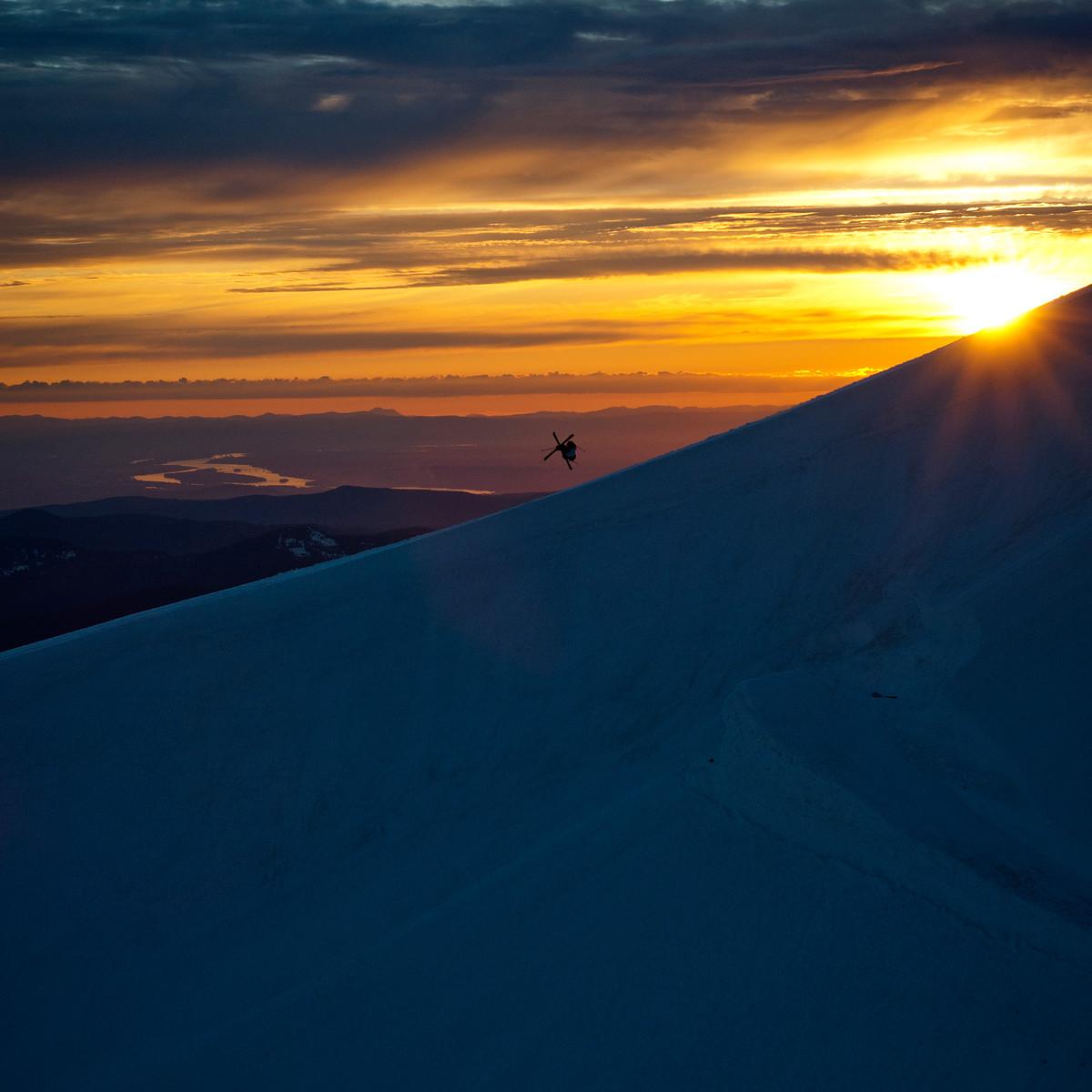 Sammy Carlson  /  Mt. Hood, Oregon.