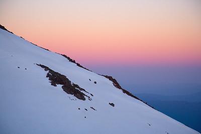 Shasta Alpenglow