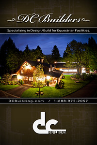 4ft x 6ft Site banner for DC Building. Design and photography by WiegandPhoto.