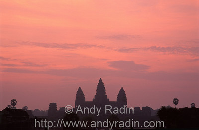 Dawn Over Angkor