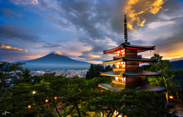 Beautiful Mt. Fuji