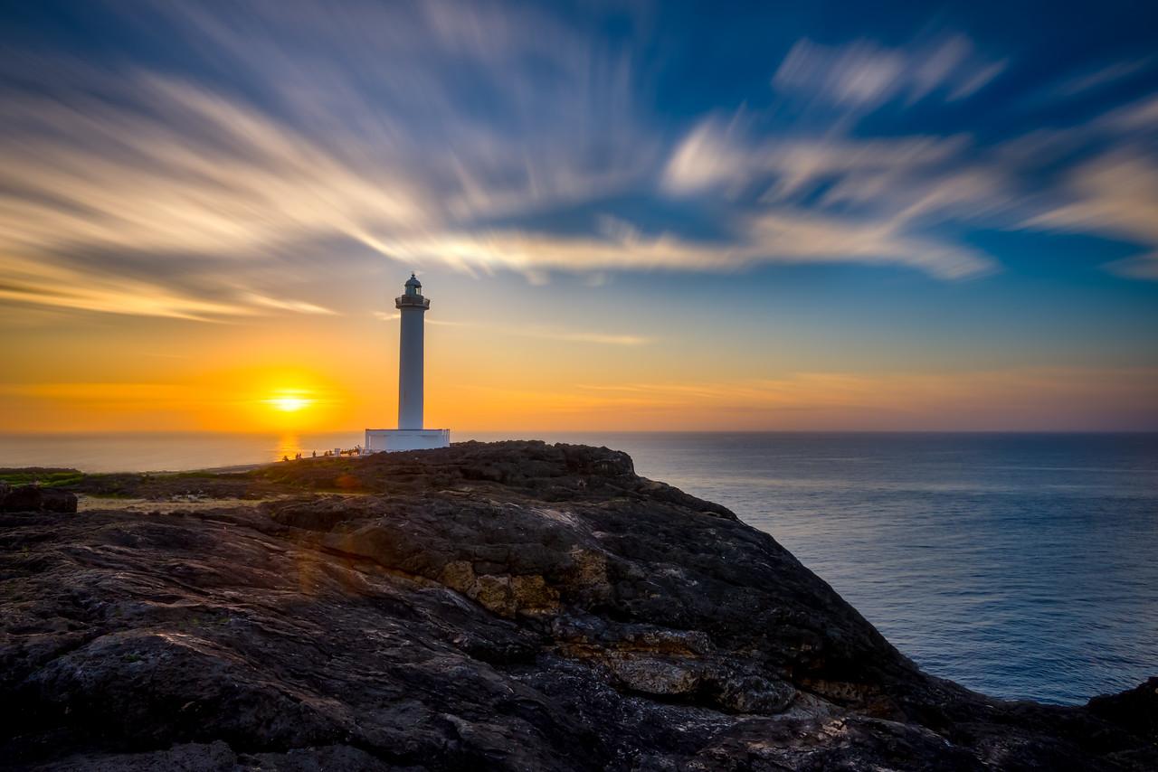 Cape Zanpa Lighthouse