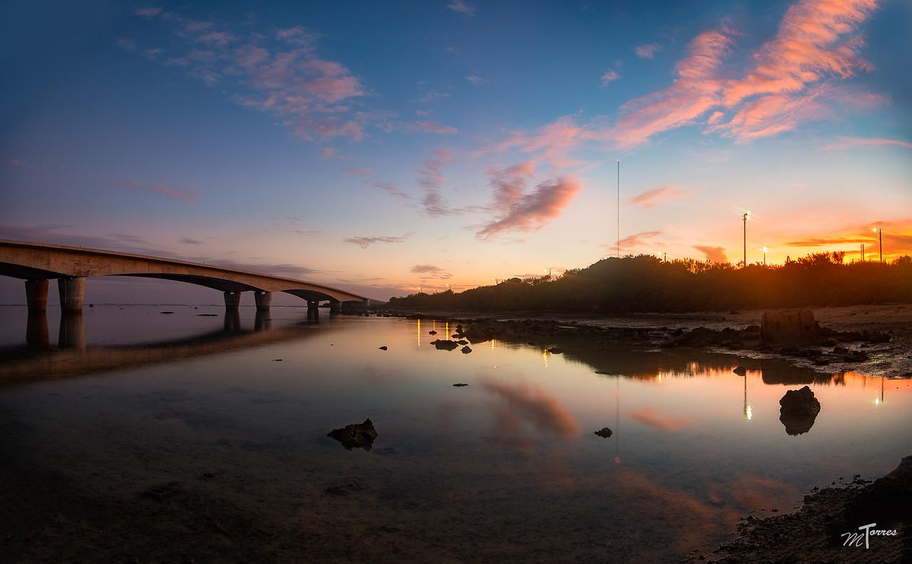 Kinser Beach Sunrise