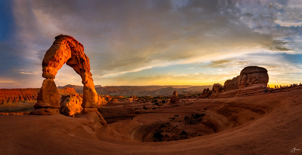 Delicate Arch Beauty