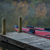 Autumn Canoes