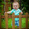 Haydn's One year old - October 10