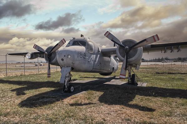 Grumman CS2F Tracker