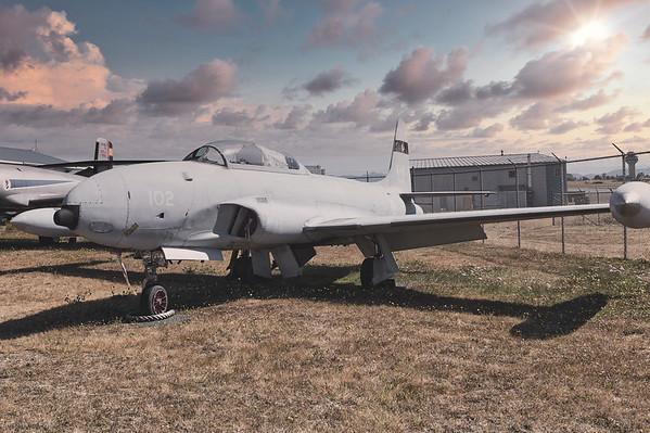 Canadair T-33 Silver Star Mark 3
