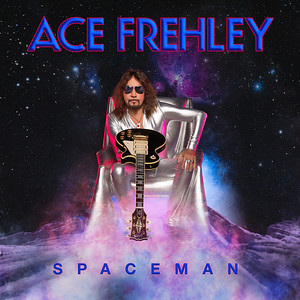 "Ace Frehley ""Spaceman"" album cover"