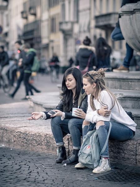 Cigarette, Phone, Icecream, and Backpack