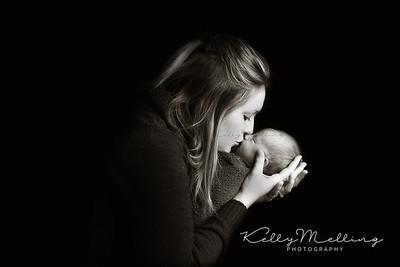 beautiful mother and baby photoshoot preston Lancashire