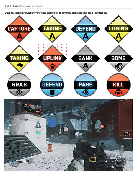 Multiplayer Game Mode Waypoint Icons