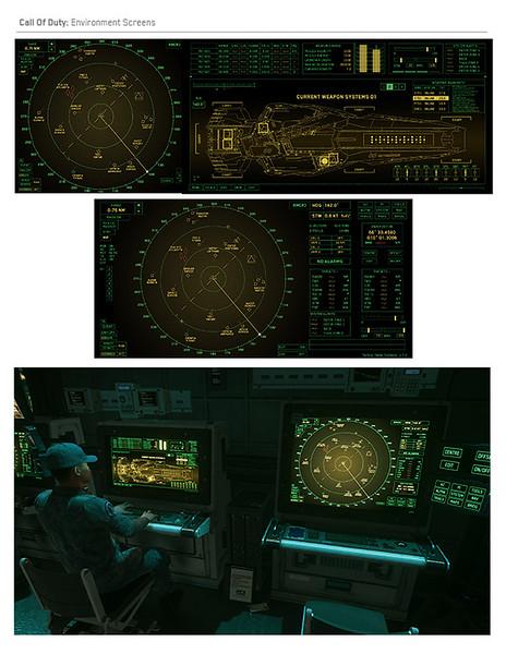 Retribution Bridge Environment Screens