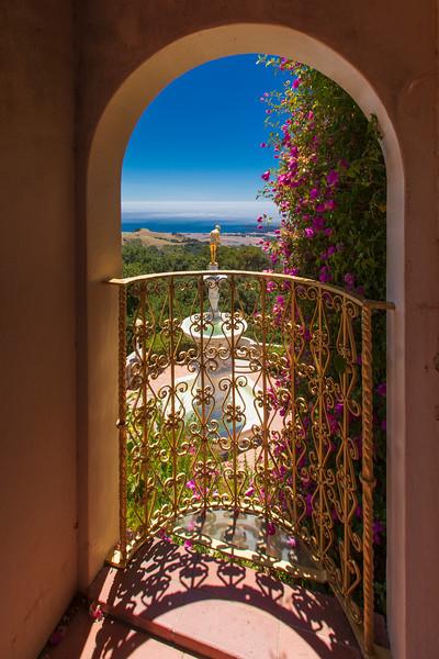 View from Casa del Mar